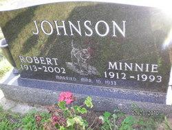 Minnie Frances <i>Miller</i> Johnson