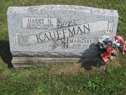 Margaret E. <i>Plank</i> Kauffman