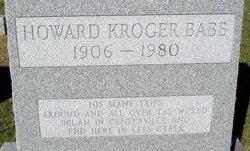 Howard W. Kroger Babb