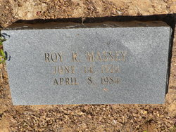 Roy R Massey
