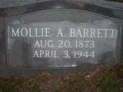 Mollie Ann <i>Ainsworth</i> Barrett