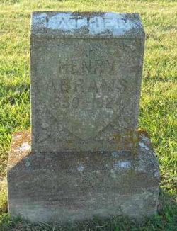 Henry Abrams