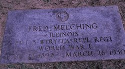 Fred Melching