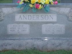 Ben Hooper Anderson