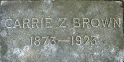 Carrie Z. Brown