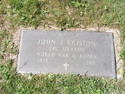 John James Kriston, Jr
