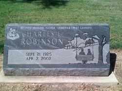 Charles E Robinson
