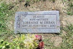 Lorraine Marie <i>Torango</i> Orban