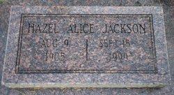 Hazel Alice <i>Drake</i> Jackson