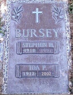 Stephen Herman Bursey