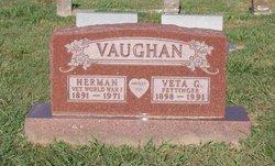 Veta Gladys <i>Fettinger</i> Vaughan