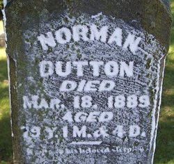 Norman John Dutton