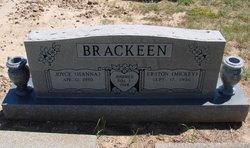 Joyce Elizabeth <i>Hanna</i> Brackeen