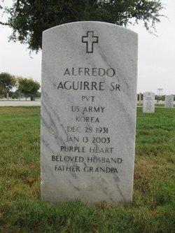 Alfredo Aguirre, Sr
