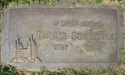 Edna Louise <i>Peacock</i> Singleton