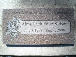 Alma Ruth <i>Foltz</i> Kelsey