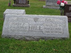Charlie Marion Hill