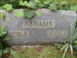 Fannie M Abrams