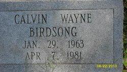 Calvin Wayne Birdsong