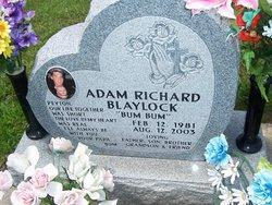 Adam Richard Bum Bum Blaylock