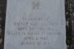 Walter Adel DeLoach