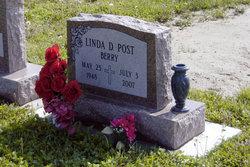 Linda Diane <i>Post</i> Berry