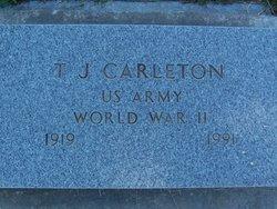 T. J. Carleton