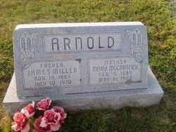 Mary Belle Mamie <i>McCartney</i> Arnold