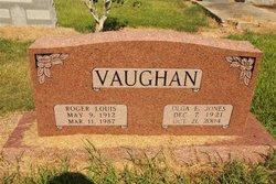 Olga E. <i>Jones</i> Vaughan