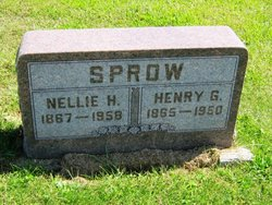 Henry G Sprow