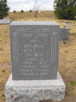 Samuel James Bennett