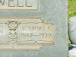 Burrows F Blackwell