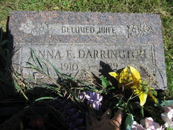 Anna E Darrington