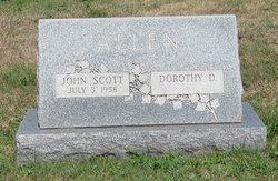 Dorothy D Allen