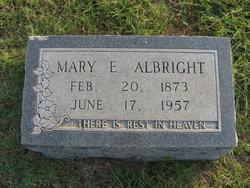 Mary E. Albright