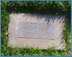 Gregory Scott Ballard