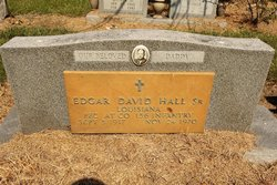 David Edgar Hall, Sr