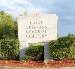 Maine Veterans Memorial Cemetery Old
