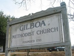 Gilboa Methodist Cemetery
