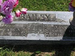 Mary Elizabeth Lizzie <i>Hunt</i> Bailey
