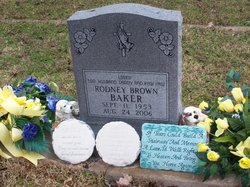 Rodney Brown Baker