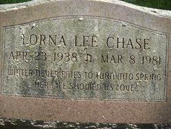Lorna <i>Lee</i> Chase
