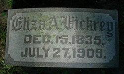 Eliza Ann Vickrery