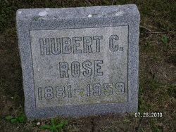 Harry C Rose