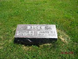 Myrtle <i>Hornback</i> Buck