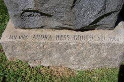 Audra <i>Hess</i> Gould