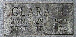 Clara Harrison <i>Thompson</i> Combs