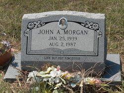 John A Morgan