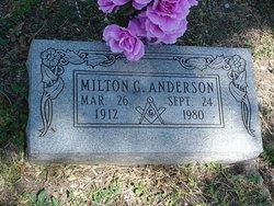 Milton Gunnar Anderson