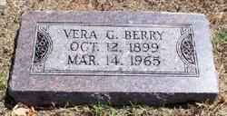 Vera Gertrude Berry